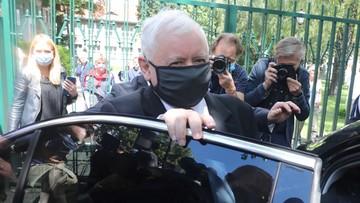 Kaczyński po wyborach. Pierwszy wywiad