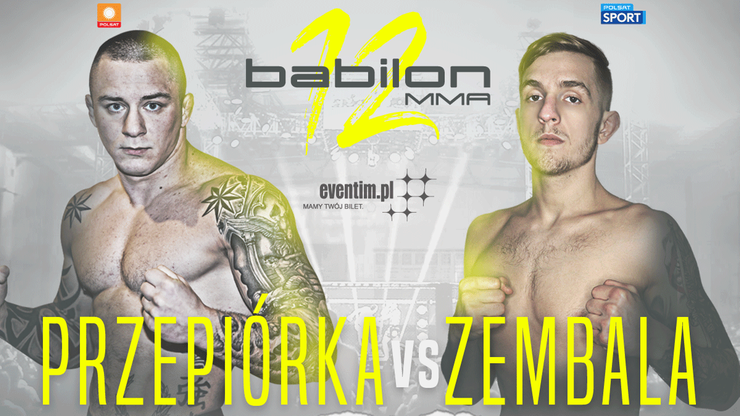 Babilon MMA 12: Kolejna walka dodana do rozpiski