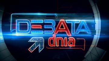 """""""Debata Dnia"""": Sawicki, Myrcha, Pęk, Ozdoba, Rozenek oraz prof. Horban"""