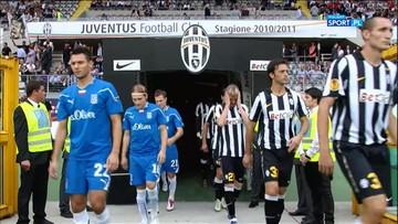 Liga Europy: Juventus - Lech Poznań 3:3. Skrót meczu