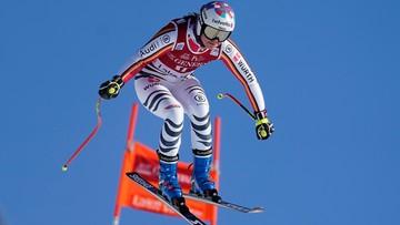 Alpejski PŚ: Rebensburg wygrała supergigant w Lake Louise