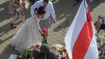 Ambasador Białorusi na Słowacji wyraził solidarność z protestującymi