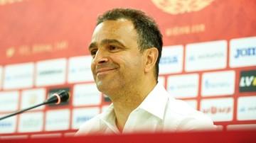 Trener Widzewa: W derbach piłkarze pokazują prawdziwy charakter