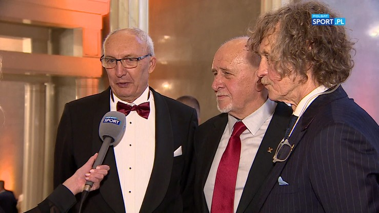 Skorek, Bosek i Lubiejewski na gali 100-lecia PKOL