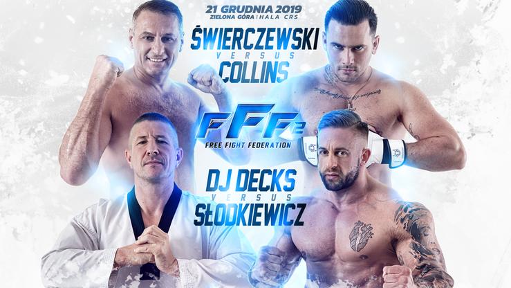 FFF 2: Ceremonia ważenia. Transmisja na Polsatsport.pl i w Polsacie Sport