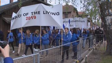 Marsz Żywych w Oświęcimiu przełożony z powodu koronawirusa. Nie ma nowego terminu