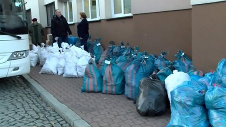 Dzieci czekały do 23:00, ale Mikołaj nie nadjechał. Autokar z prezentami utknął na granicy z Ukrainą