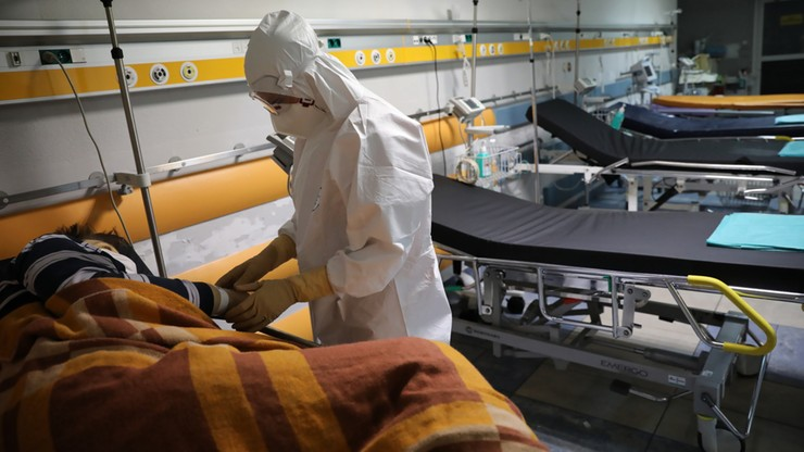 Nowe przypadki zakażeń. Kolejne ofiary koronawirusa w Polsce