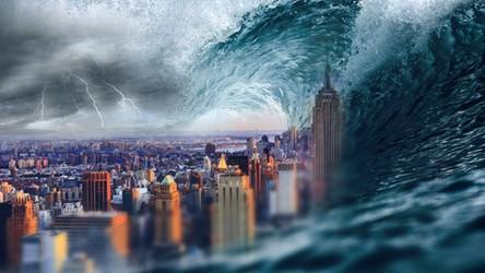 Powstanie wielki mur na oceanie, który uchroni Nowy Jork przed kataklizmem