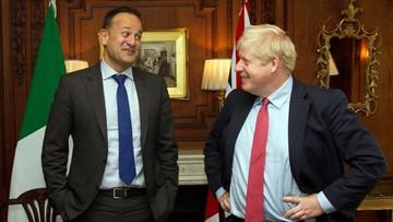 Wielka Brytania i Irlandia widzą szansę na porozumienie w sprawie brexitu