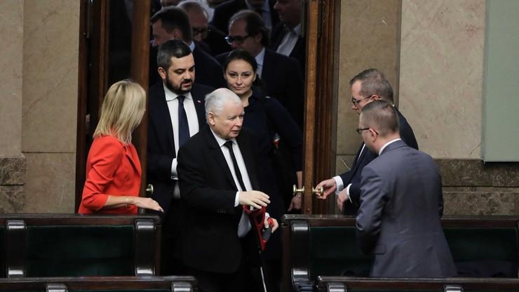 Ustawa o zmianach w sądach uchwalona. Odrzucono ponad 80 wniosków opozycji