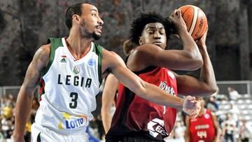 Puchar Europy FIBA: Porażka Legii. koniec marzeń o awansie