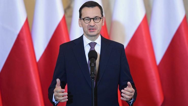 """""""Piątka dla Polski"""". Premier zachęca do głosowania"""