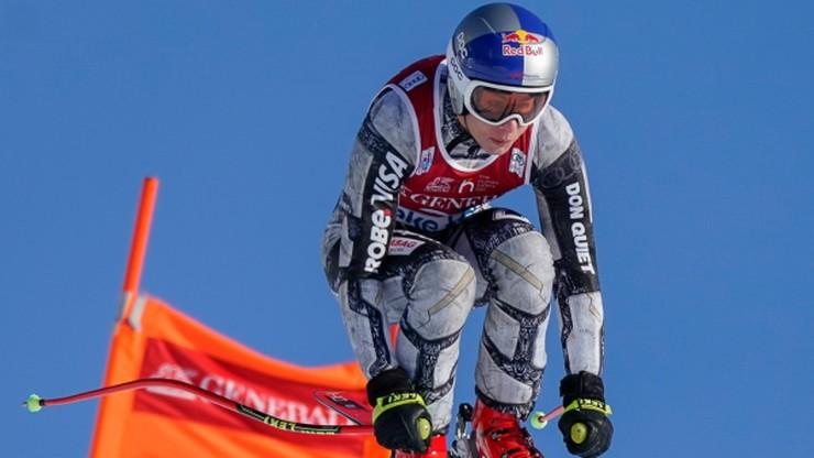 Alpejski PŚ: Ledecka wygrała zjazd w Lake Louise