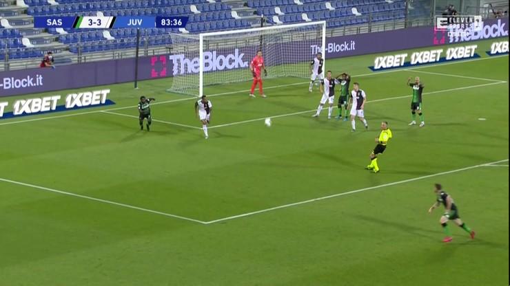 Serie A: Wojciech Szczęsny uratował Juventus. Polak kapitalnie interweniował [ELEVEN SPORTS]