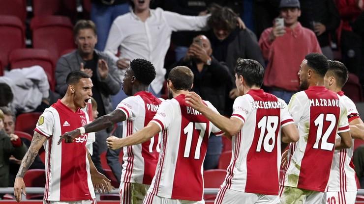 13:0! Ajax Amsterdam zmiażdzył VVV Venlo w Eredivisie