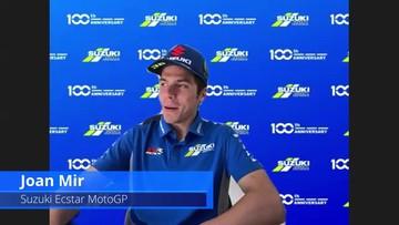 Joan Mir - mistrz świata w pogoni za pierwszym triumfem w MotoGP