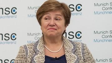 Szefowa Międzynarodowego Funduszu Walutowego pochwaliła Polskę