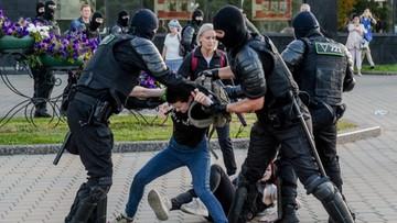 """""""Wybory na Białorusi nie były uczciwe"""". UE wzywa do uwolnienia zatrzymanych"""