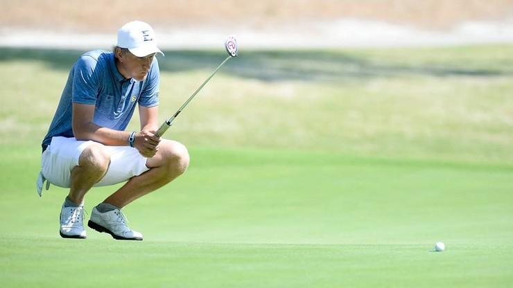 Meronk pierwszym Polakiem w golfowym European Tour