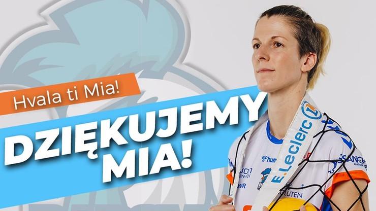 Jerkov nie jest już siatkarką E.Leclerc Radomki