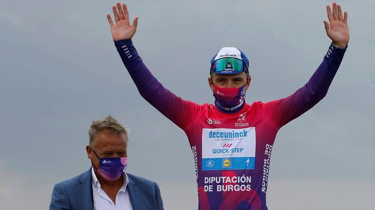 Dookoła Burgos: Wygrał Remco Evenepoel, Rafał Majka szósty na ostatnim etapie