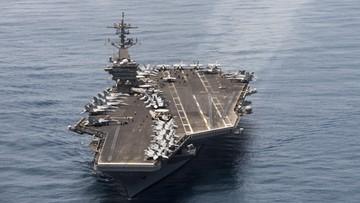 Ponad 100 przypadków COVID-19 na pokładzie lotniskowca US Navy