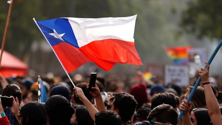 Towarzyski mecz Chile odwołany z powodu protestów społecznych