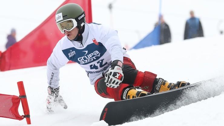 PŚ w snowboardzie: Kwiatkowski 11. w Blue Mountain