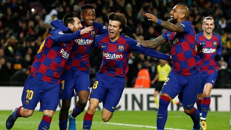 Puchar Króla: UD Ibiza - FC Barcelona. Relacja i wynik na żywo