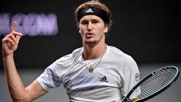 ATP w Kolonii: Alexander Zverev po raz drugi w finale