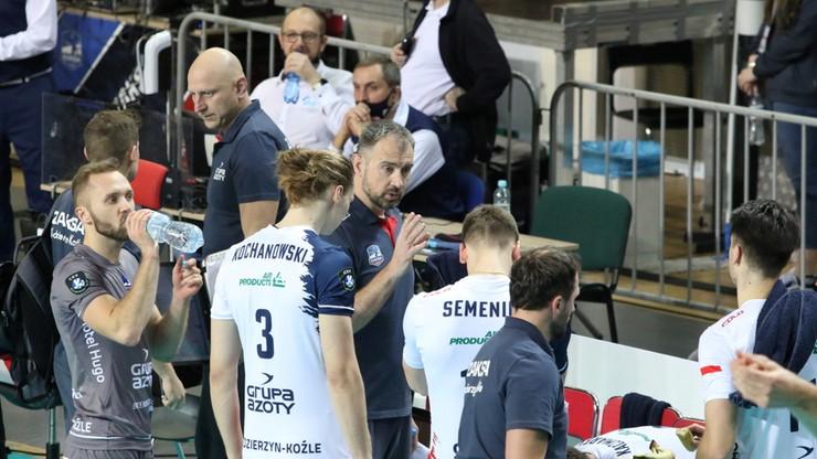 Liga Mistrzów siatkarzy: Grupa Azoty ZAKSA Kędzierzyn-Koźle – Lindemans Aalst. Relacja i wynik na żywo