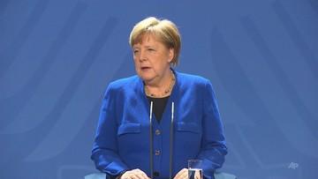 Merkel zadzwoniła do strażaków, by im podziękować - rzucili słuchawką. Okazało się, że przez pomyłkę