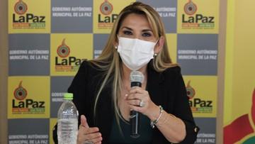 """Prezydent Boliwii ma koronawirusa. """"Nic mi nie będzie, będę pracować w izolacji"""""""