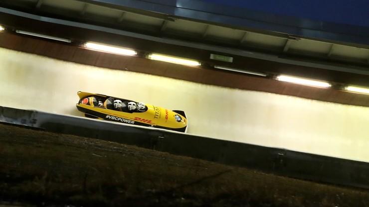 PŚ w bobslejach: Podwójne zwycięstwo gospodarzy w Winterbergu