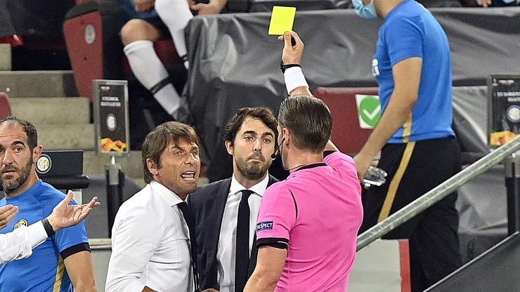 Antonio Conte wściekły na piłkarza Sevilli! Poszło o... włosy