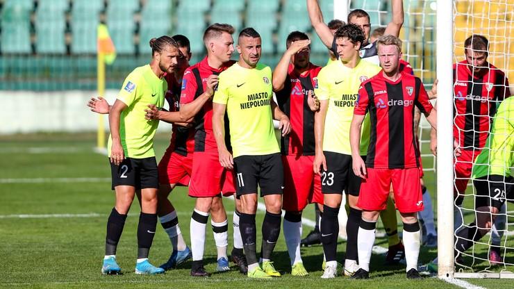 Fortuna Puchar Polski: Jaguar nie przebrnął przez Puszczę!