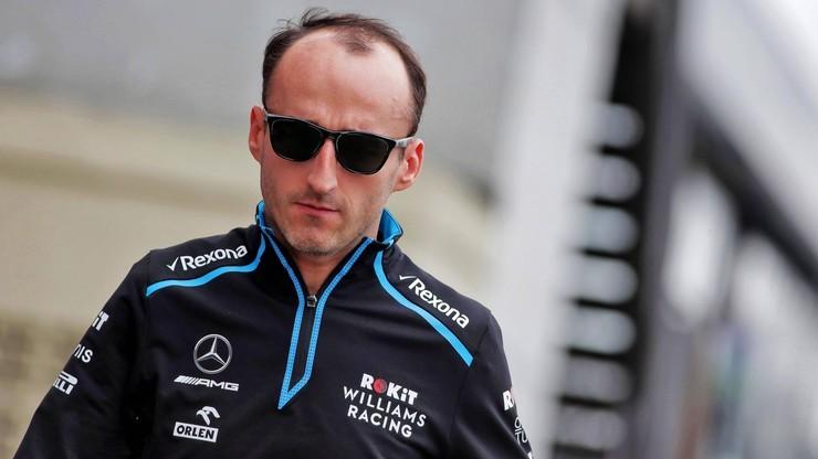 Formuła 1: Kubica ostatni na drugim treningu, Bottas znów najszybszy