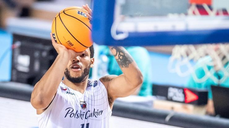 Liga Mistrzów FIBA: Porażka Polskiego Cukru po dwóch dogrywkach