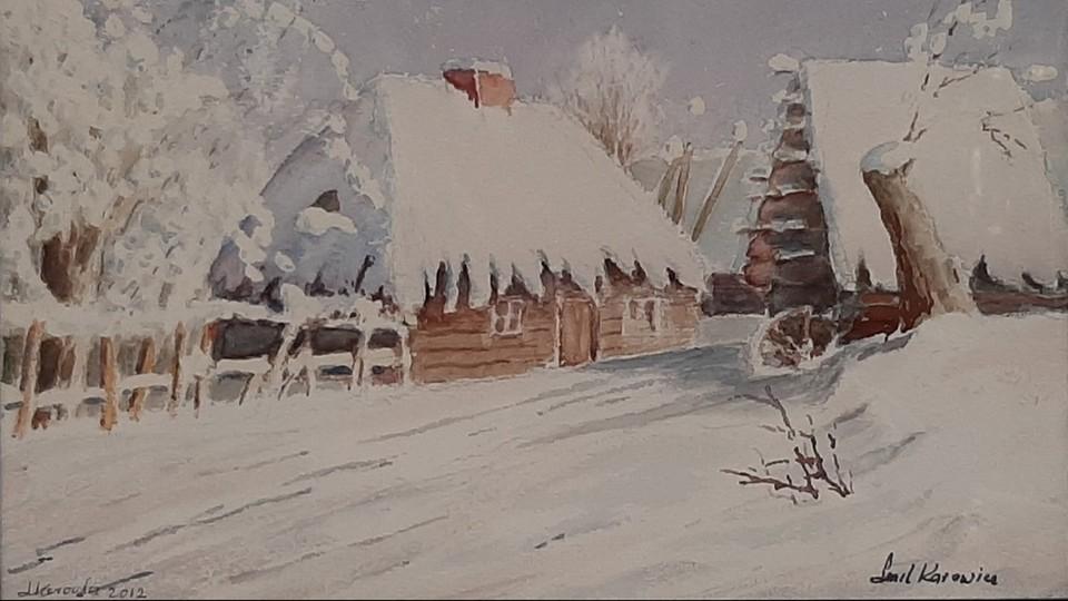 Obraz autorstwa Emila Karewicza