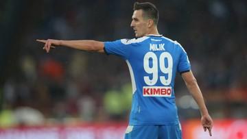 """Były gwiazdor Serie A porównał Milika do Benzemy. """"Byłby jednym z najlepszych, gdyby nie..."""""""