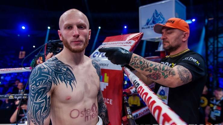 MB Boxing Night 6: Parzęczewski wypadł z karty walk. Nowe miejsce gali