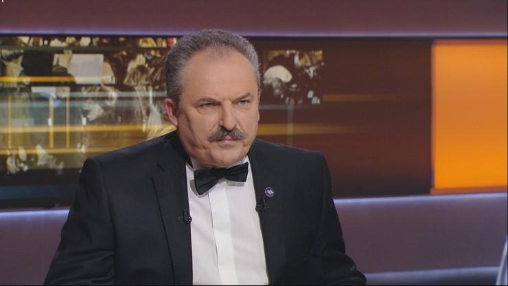 """""""Miejsce 16-letniego dziecka jest w szkole, a nie na europejskich salonach"""". Jakubiak o Thunberg"""