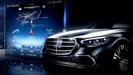 Tak wygląda rozszerzona rzeczywistość w nawigacji w nowym Mercedesie klasy S [FILM]