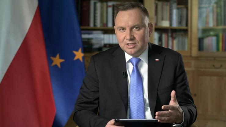 Internauta zapytał prezydenta o zatrzymanie Tanajny. Co odpowiedział Andrzej Duda?