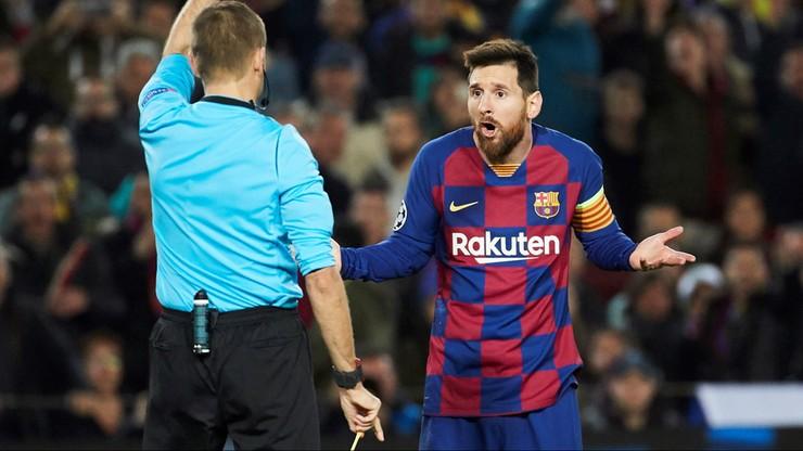 Liga Mistrzów: Messi goni Ronaldo. 114. gol napastnika Barcelony