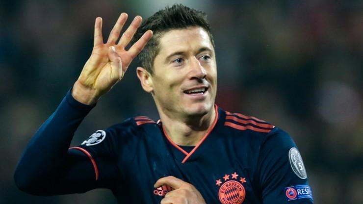 Znamy Drużynę Roku UEFA! Historyczne wyróżnienie dla Lewandowskiego