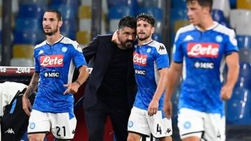 SSC Napoli odwoła się od kary. Drużyna przebywała w izolacji