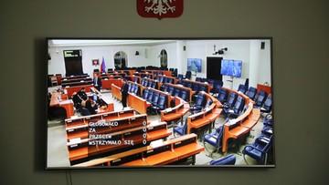 Senat zajmuje się tarczą antykryzysową
