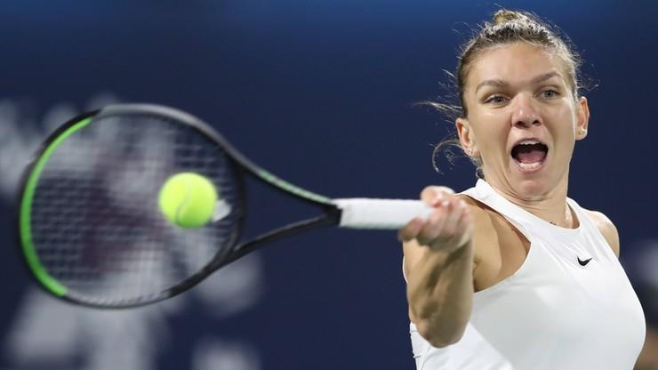 Simona Halep zrezygnowała z udziału w turnieju WTA w Palermo